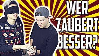 DUELL der ZAUBERER - MrTriXXL vs Hai Do   Wer zaubert besser? (Battle of the Somnium Bros)