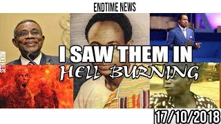 Eiii Shocking  Pastor Reveals seeing  All Of Them Burning In Hell Fire
