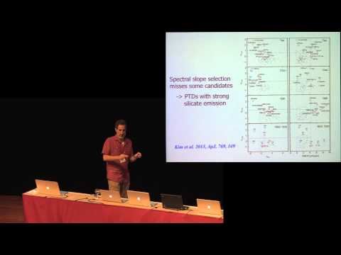 23. James Muzerolle - An observational perspective of transitional disks around T Tauri stars