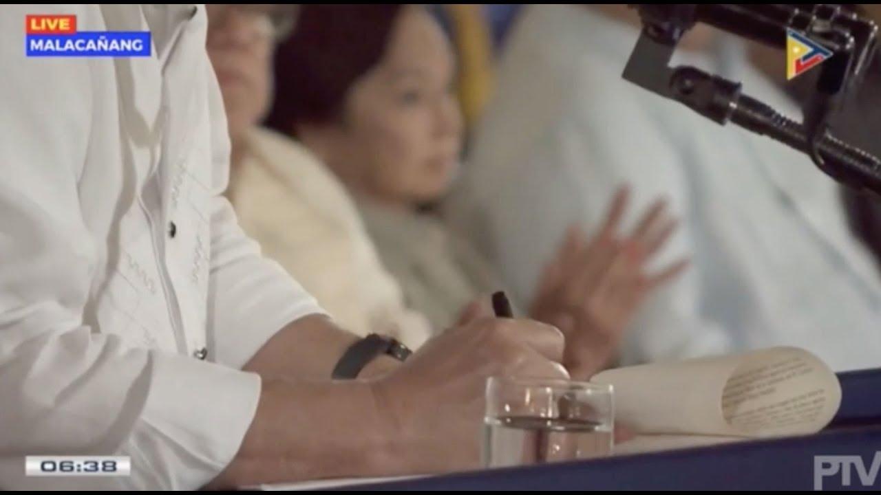 Duterte fires former PMA comptroller tried in P15-M malversation case