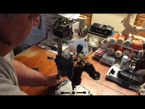 Dremel Drill Press Model 220 1