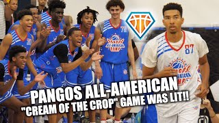 EVERY ALL-STAR GAME SHOULD BE THIS INTENSE!! | Pangos