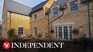 IT worker wins £2.5 million property in Cotswolds