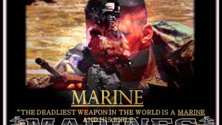 Just Got Back from Hell Marine Tribute.