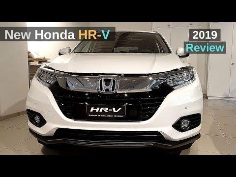 New Honda HR-V 2019 Review Interior Exterior