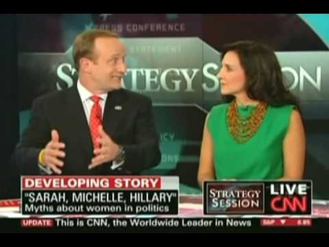 Leslie Sanchez on CNN's Situation Room - YouTube