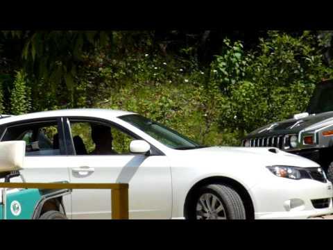 teaching a teenager to drive manual