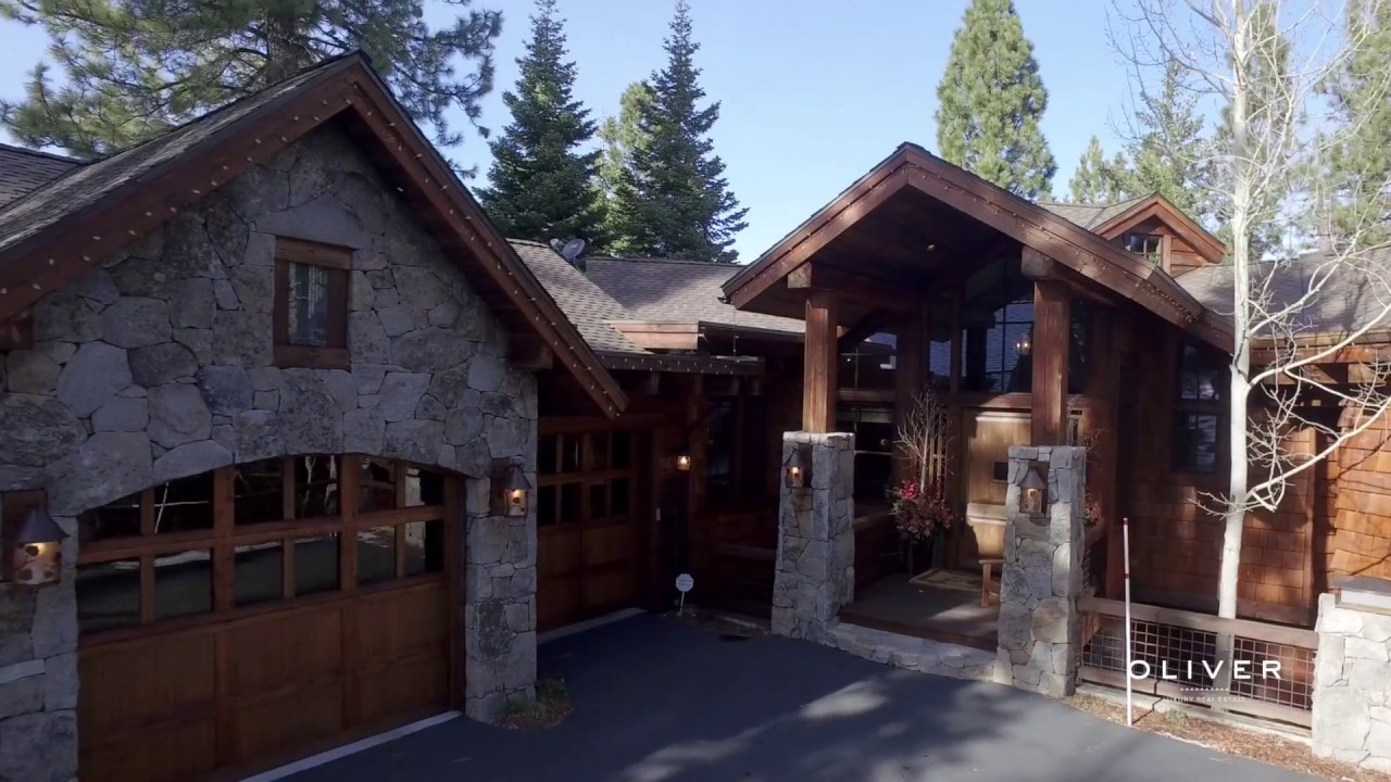 exterior cottages featured large gold back ca truckee at real tahoe luxury bend estate hotel cottage northstar
