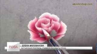 Художественная роспись ногтей: фото и видео