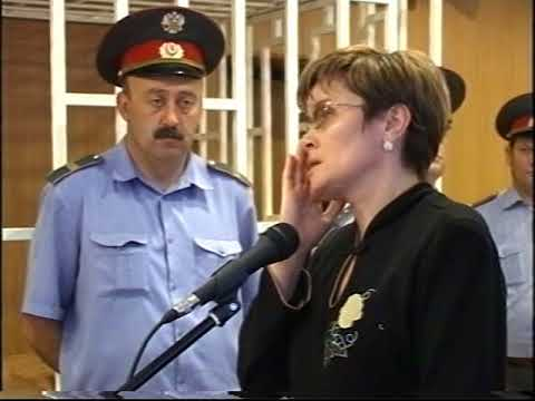 Диск 12 (Часть 1) Видеозапись суда над террористом Нурпаши Кулаевым.