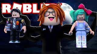 MY GIRLFRIEND is SLENDERMAN AND WE ARE AT ROBLOX 😱