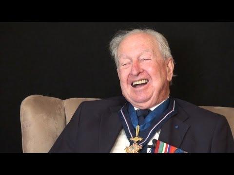 SAAF Liberator Navigator Bryan Jones interview part 3: POW in Germany