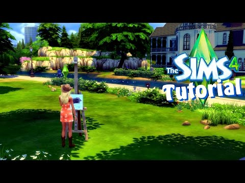 Sims 4 - How To Make A Split Level Basement |