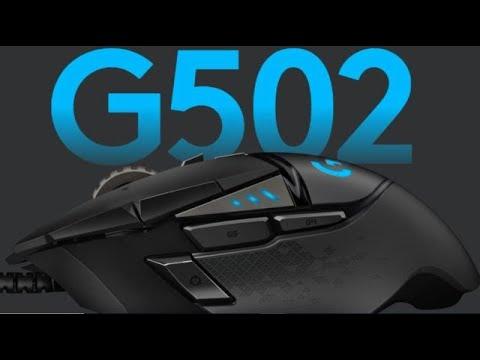 Logitech G502 Hero Review - סיקור לעכבר גיימינג לוג'יטק G502