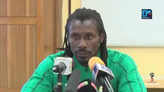Etat de forme des joueurs : Aliou Cissé rassure sur les cas Kara Mbodj, Keïta Baldé et Diafara