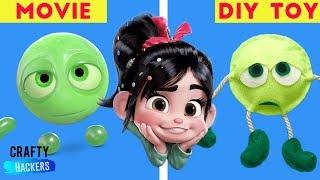 10 Wreck It Ralph 2 Hacks and Crafts for Kids