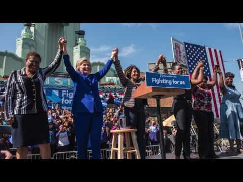 Show Up | Hillary Clinton