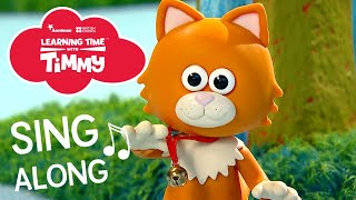 Guess the Colour Song | Learning Time with Timmy | Nursery Rhymes for Babies