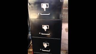File Cabinet Smoker 8
