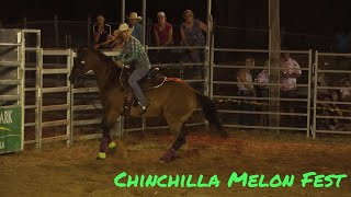 2019 Chinchilla Melon Festival Rodeo