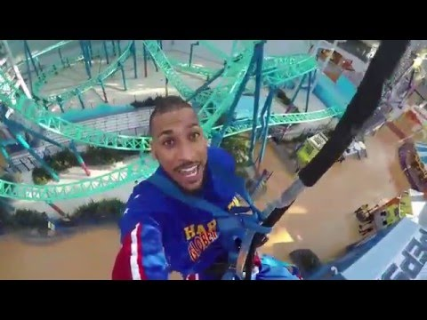 Greatest Day EVER at Mall of America | Harlem Globetrotters