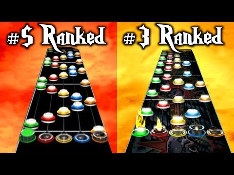 TOP 10 HARDEST GUITAR HERO SONGS YOU COULD NEVER BEAT