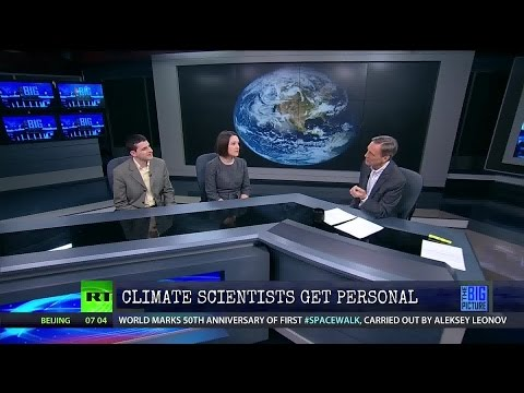 Climate Scientists are Fighting Back - It Gets Personal!