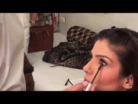 Raveena Tandon's makeup secrets