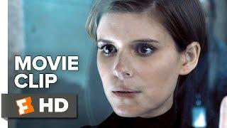 Morgan Movie CLIP - Lee Meets Morgan (2016) - Kate Mara Movie