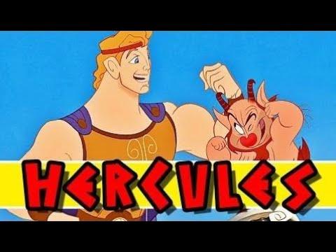 Disney Er Hercules: Action Spill - Gameplay Episode 1   Hd