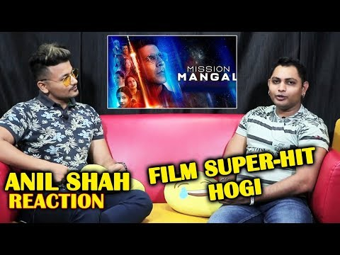 MISSION MANGAL | Akshay Kumar | Salman Khan's Biggest Fan ANIL SHAH Reaction Mp3