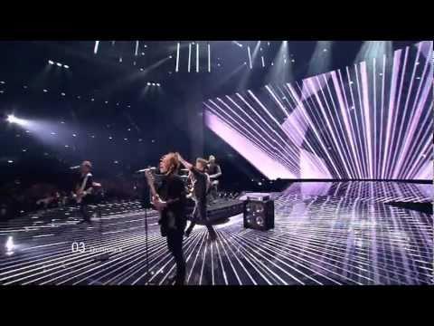 Danemark Eurovision 2011 Hd Suisse (A Friend in London - New Tomorrow)