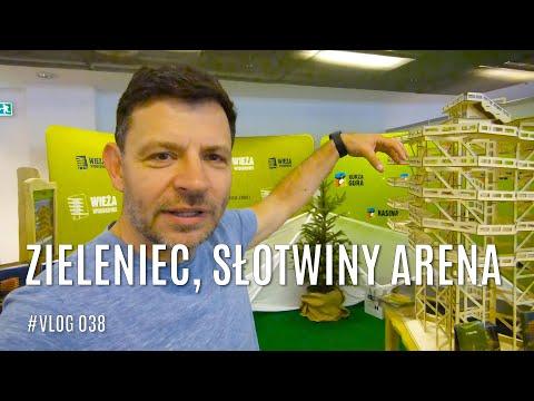 Zieleniec Ski Arena i Słotwiny Arena w Krynicy na SNOW EXPO 2019