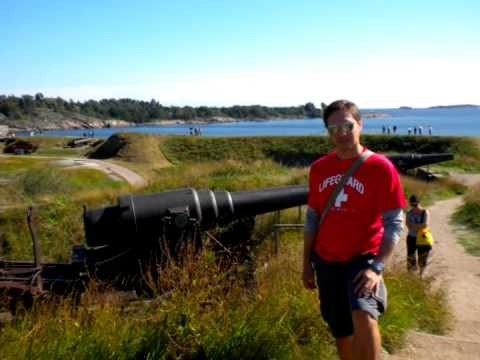 My summer holidays in Scandinavia - August 2010