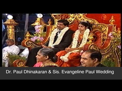 Paul & Evangeline Wedding Video