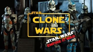 THE FINAL BATTLE - The Clone Wars Mod - Ep16 - (Star Wars RTS Lets Play)