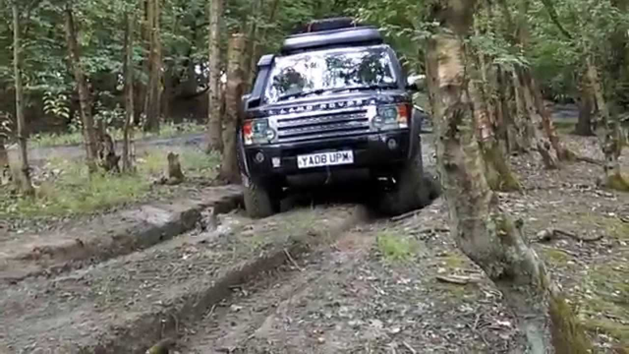 Land Rover Discovery 3 On Cooper Discoverer Stt Tyres