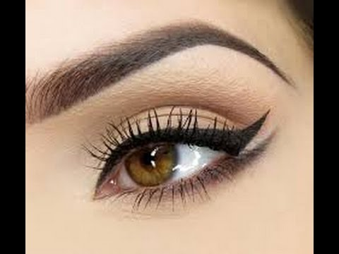 фото макияж со стрелками