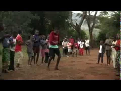The Nyimbo Band - A children's music and dance group in Zomba, Malawi