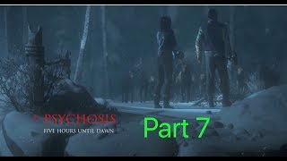 Until Dawn Pt. 7 Gameplay: Who Died and Who Lived?!?