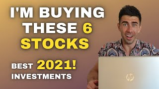 GROWTH STOCKS TO BUY NOW! | BEST INVESTMENTS IN 2021 (Q2 UPDATE)
