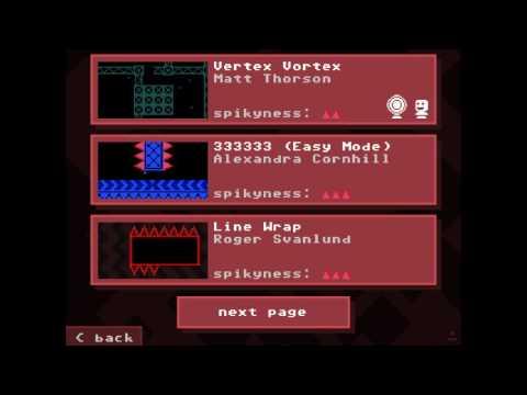 VVVVVV Vertex Vortex by [Matt Thorson] Part 1