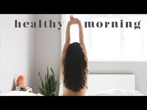 15 HEALTHY MORNING HABITS THAT WILL TRANSFORM YOUR DAY | My tips and tricks (Ad)