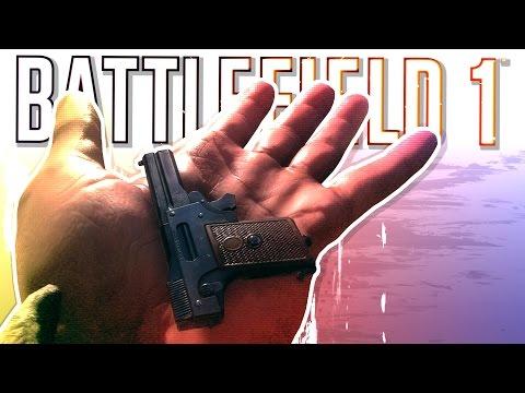 BATTLEFIELD 1 FUNTAGE! - Tiny Pistol, Photoshoot & The Longest Wheelie!