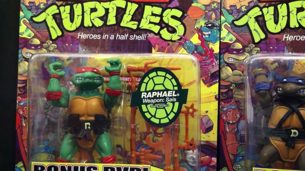 Please The tmnt 25th anniversary toys