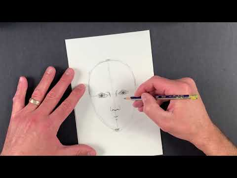 how-to-draw-a-human-face---the-basics