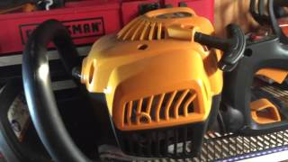 Poulan pro hedge  trimmer review and more
