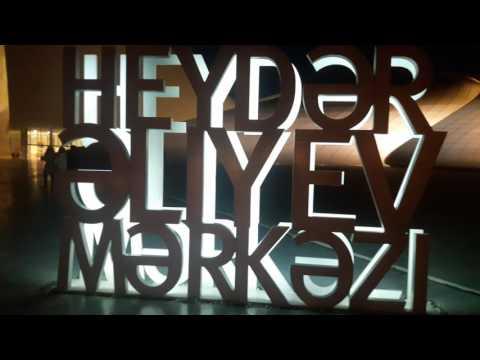Baku 2017 2 (Heydar Aliyev Center)