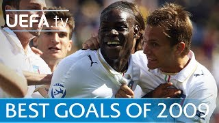Balotelli stunner and more: 2009 Under-21 goals