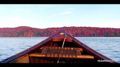 Algonquin Park Longbow Lake - Solo Canoe Trip